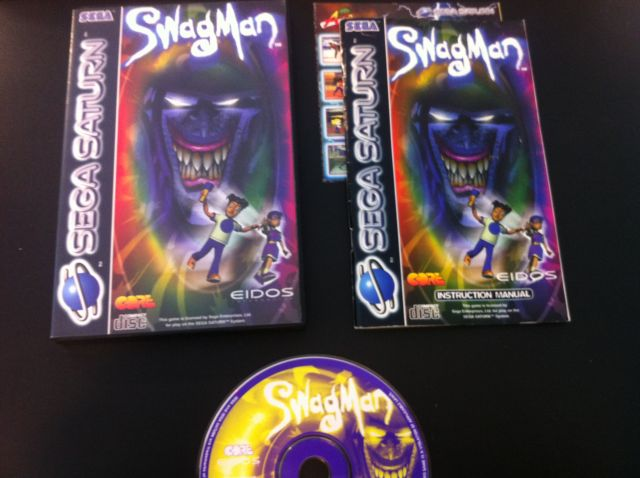 [DOSSIER] Collectionner des jeux sur SEGA SATURN PAL : Explications