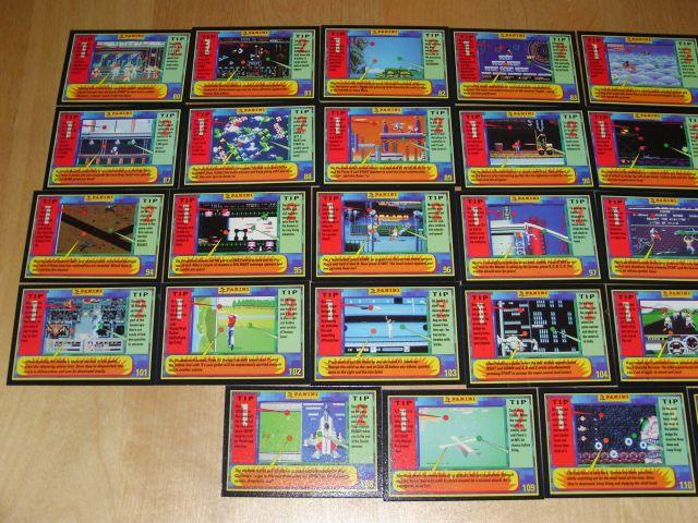 """Cartes """"Gameplay"""""""